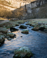 Frosty Morning, Malham Cove