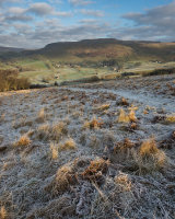 Frosty Morning, Wharfe and Moughton