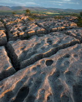 Evening Light, Great Asby Scar