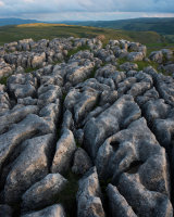 Limestone Pavement, Conistone