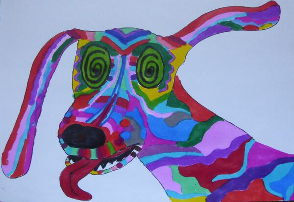 Sixties Dog