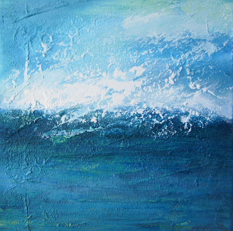 Birth Of The Wave SOLD