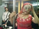 Train ride to MCA 2009