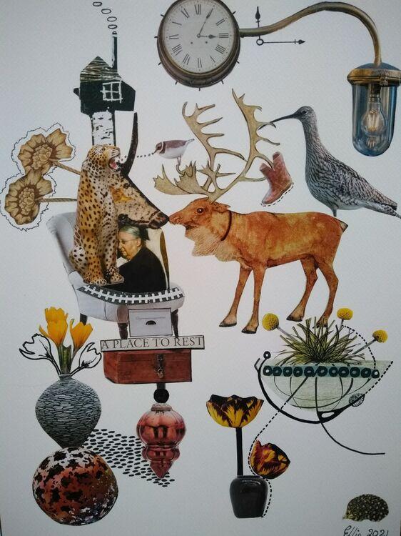 Collage Art 5