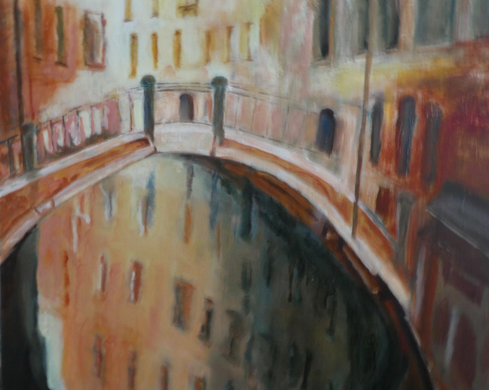 Sort of reflecting (64cm x 64cm)
