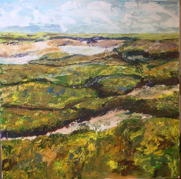 August on the marsh