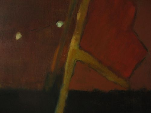 Red Sky Red Flag (detail)