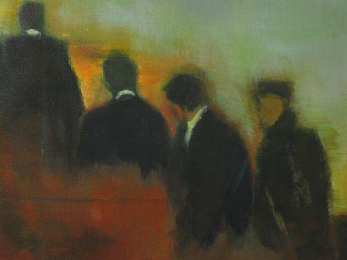 Procession Black Tie (detail)