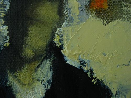 Conversation piece (detail)