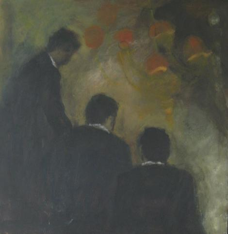 Three in light