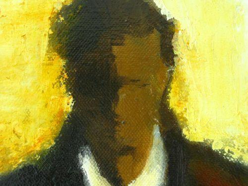 One man (detail)