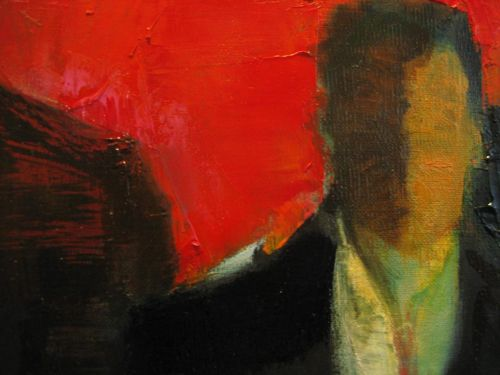 Untitled red (detail)
