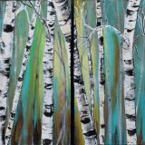 Birch Trees (sold)