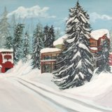 Winter Retreat (sold)