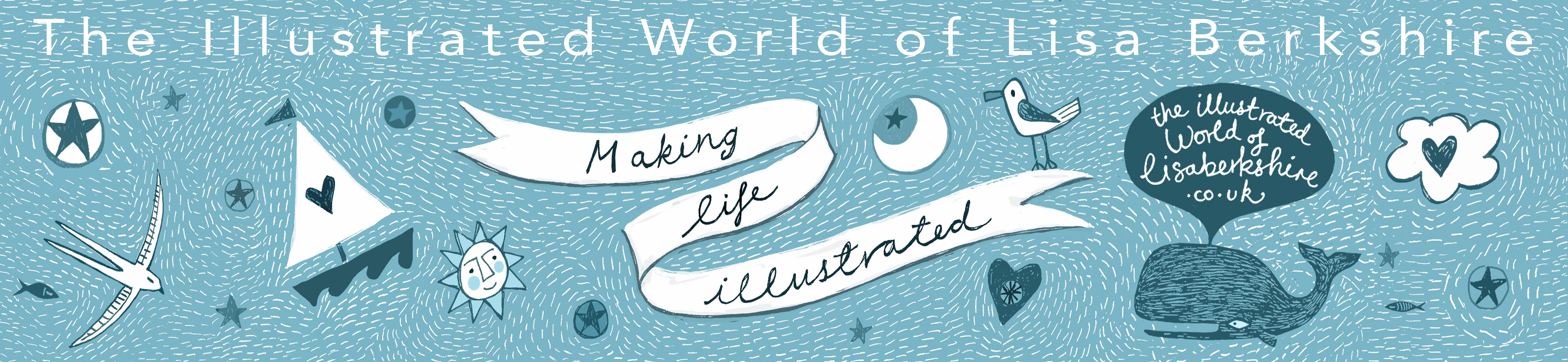 THE ILLUSTRATED WORLD OF LISA BERKSHIRE