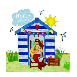 Home Sweet Home Mermaid