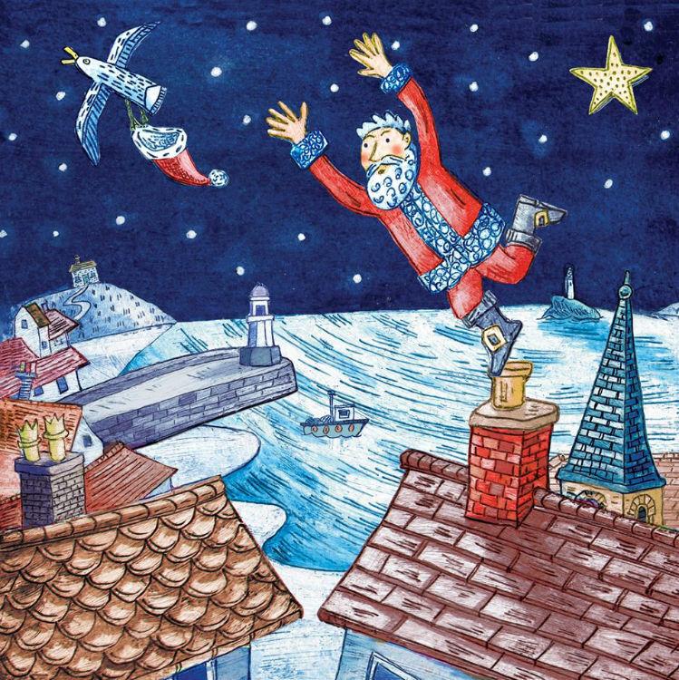 St Ives Santa