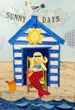 Sunny Days at the Beach Hut