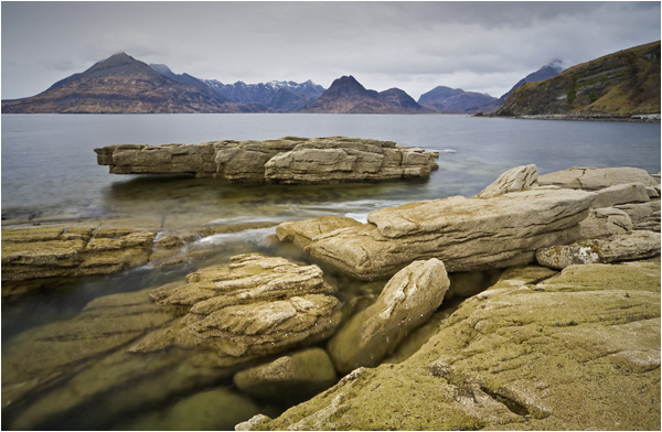 Elgol and the Cullins