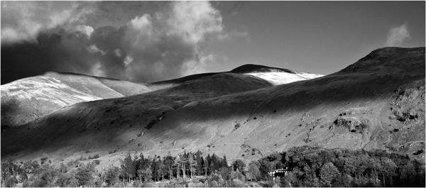 Crags and Dodds, Thirlmere Reservoir