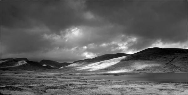 Loch Glascarnoch (see video)