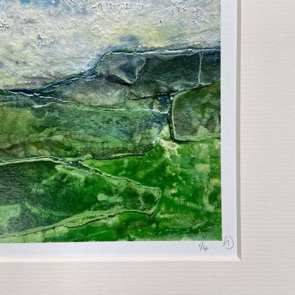 Green Fields Limited Edition Print