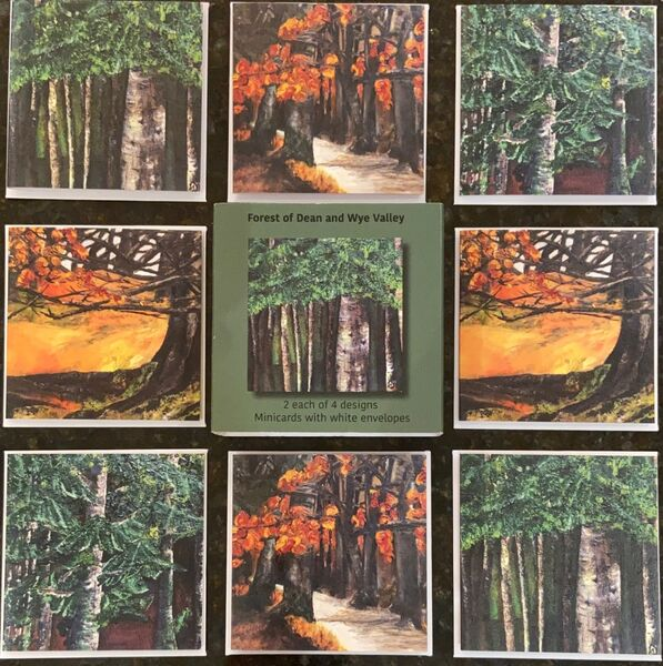 Forest - Mini Card Sets