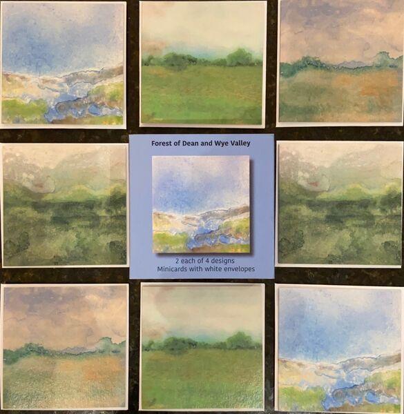 Landscape - Mini Card Set
