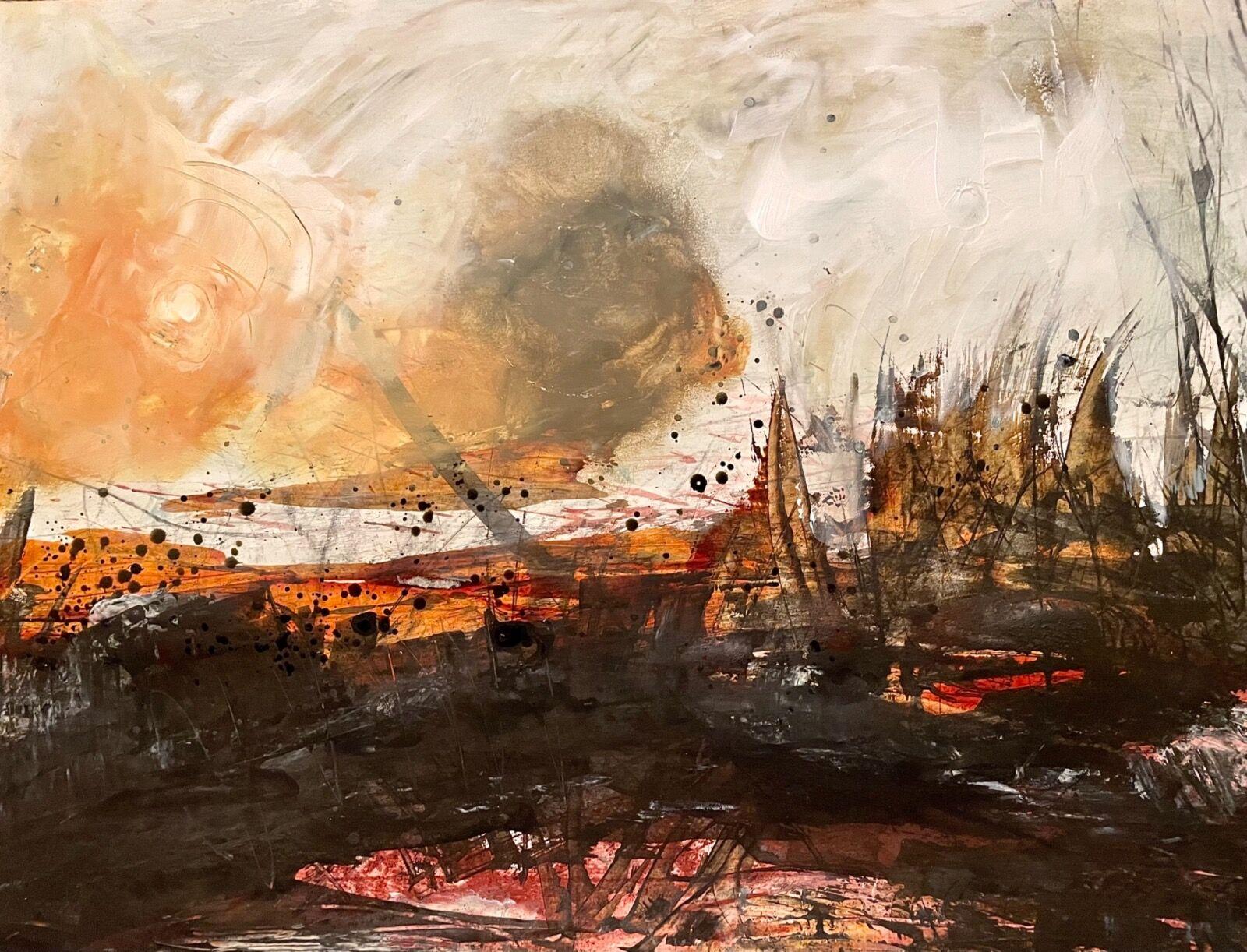The Burning Moor