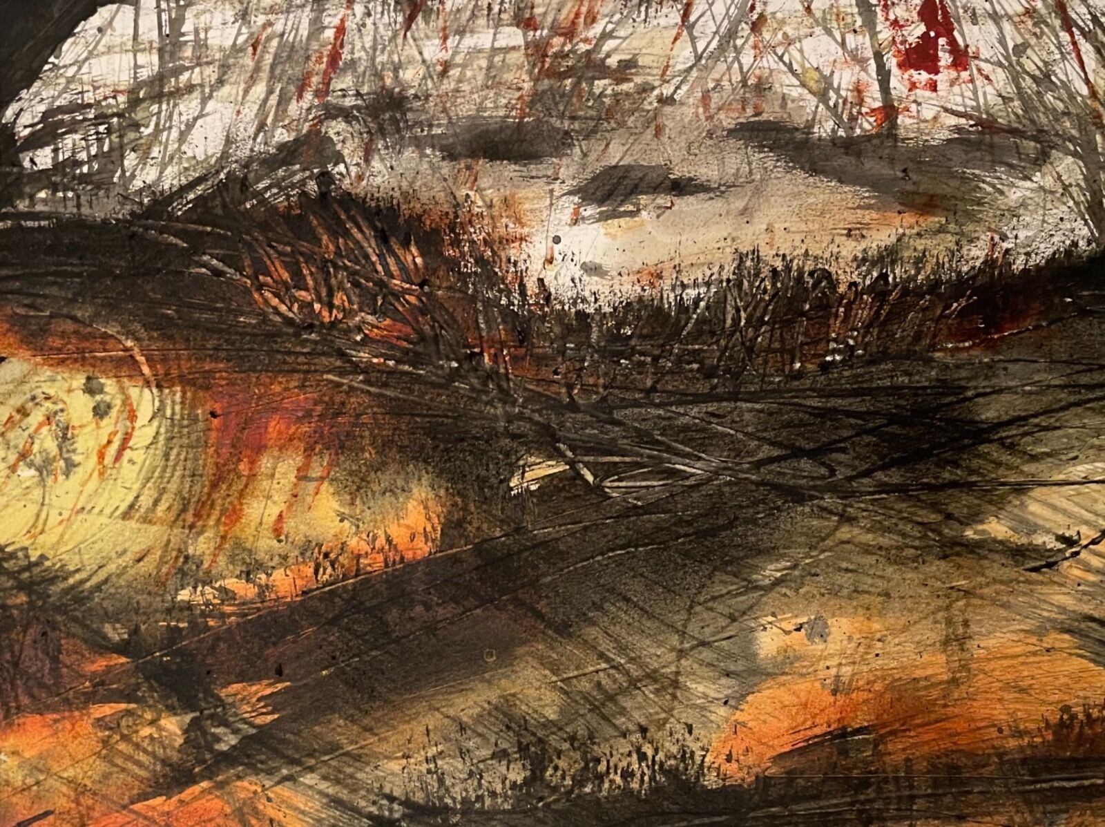 Scorched (sold)