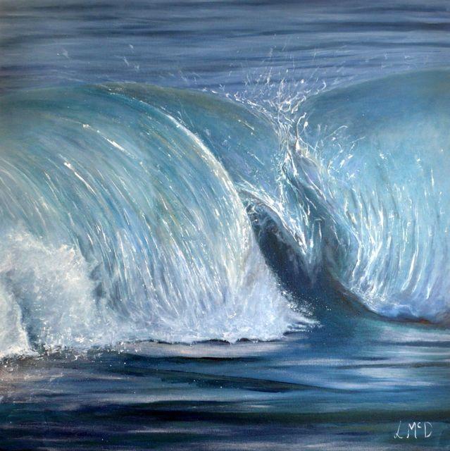 Ocean's Glory Painting