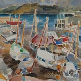 Boats at Lyme Regis