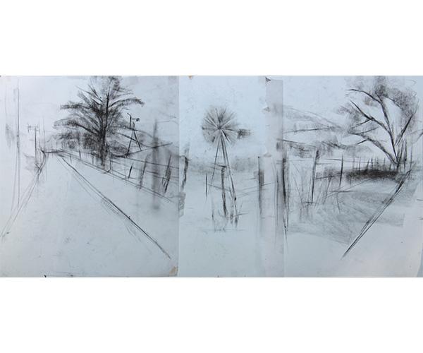 [Light box images] Three Views near The Peel Road
