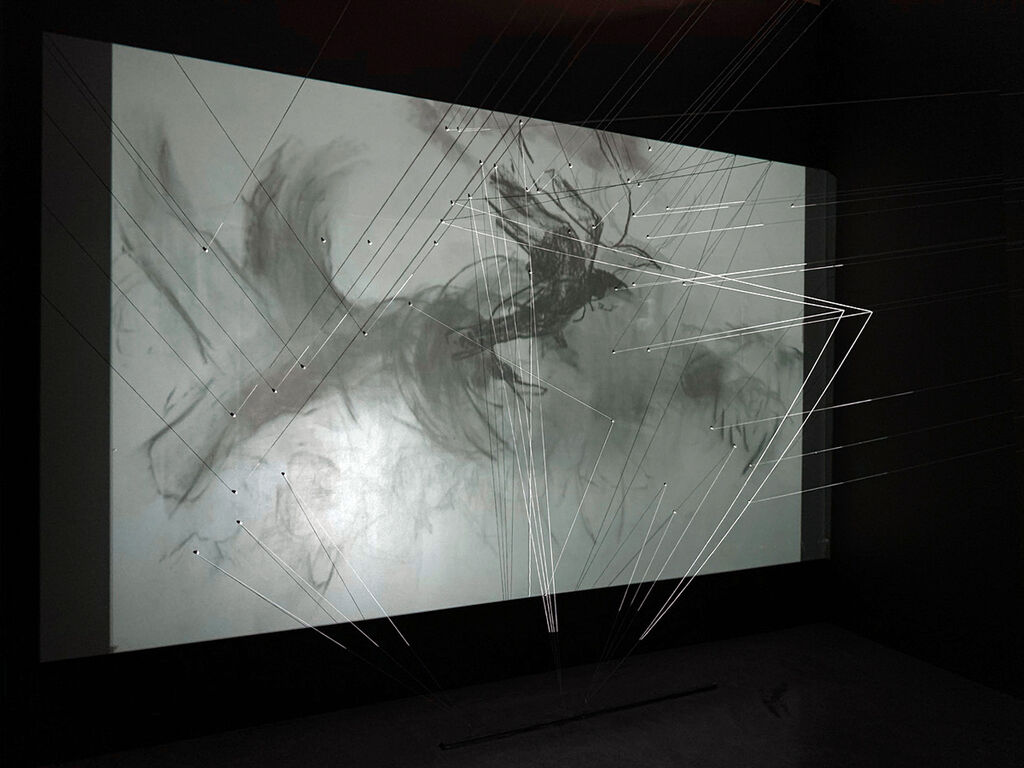 Tension (installation view)
