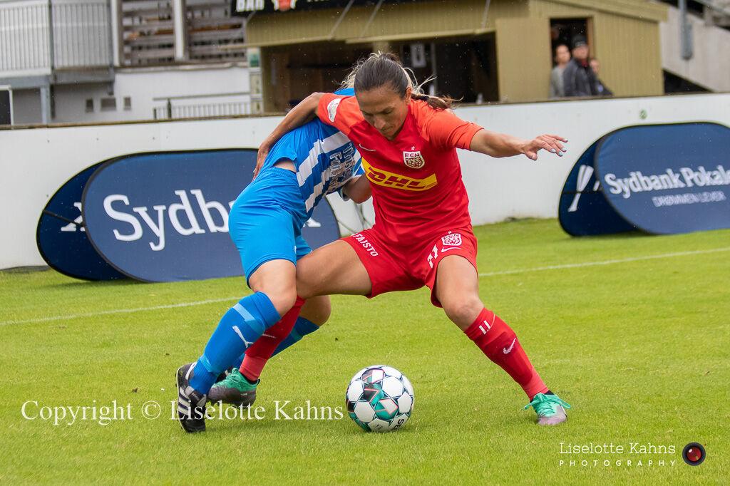 Football, Womens Cup Final, 2020