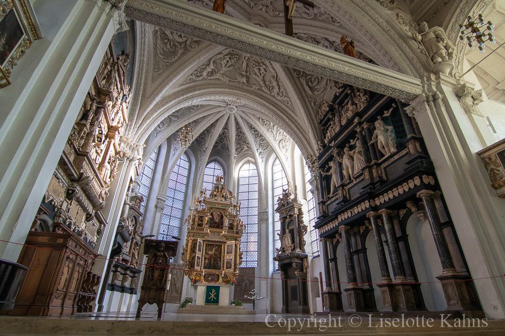 Stadtkirche St. Marien, Celle, Lower Saxony, Germany