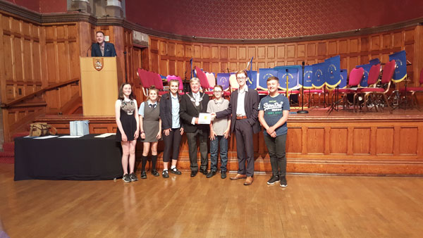 Cheshire West Voluntary Arts Awards