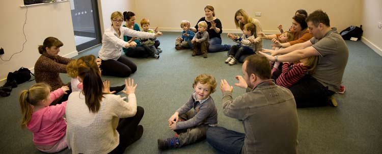 Drama Tots - Singing and Movement