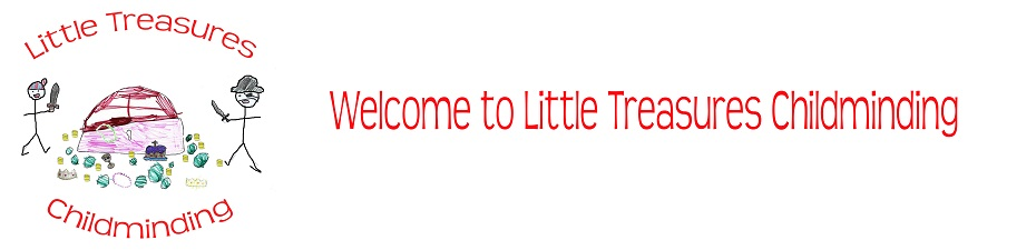 Welcome To Little Treasures Childminding