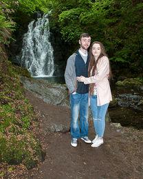 Megan & Kieran's Engagement Pictures