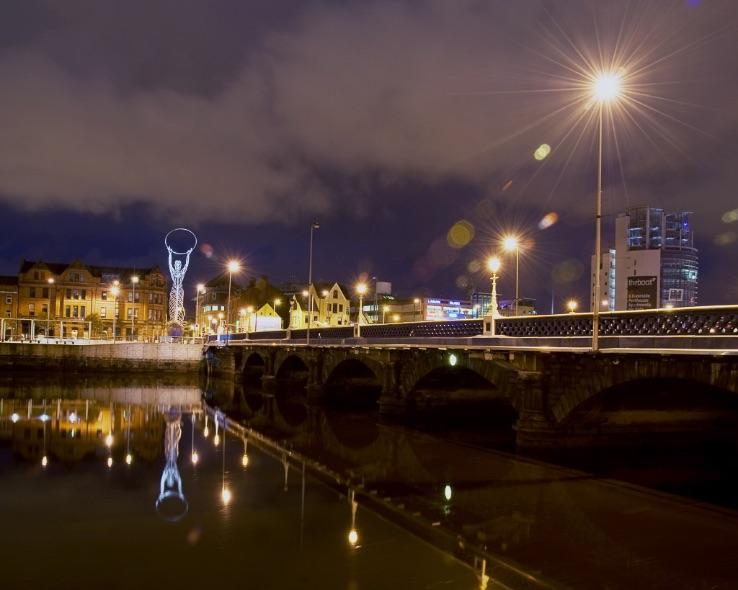 Beacon of Hope, Belfast - 5398