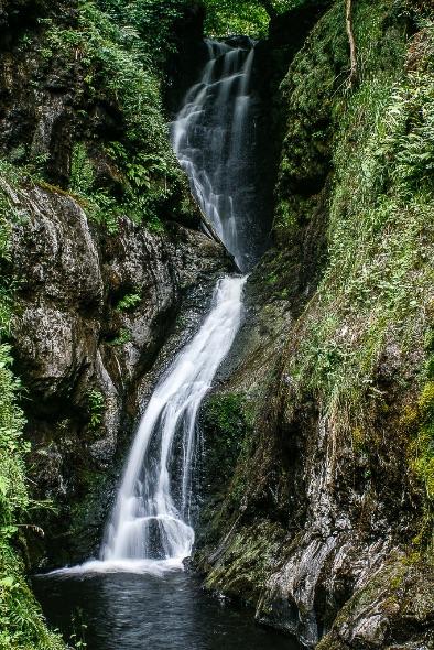 Glenariff Waterfall - 2303