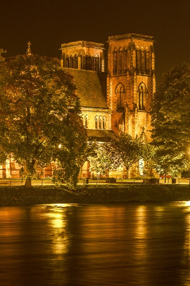 St.Andrew's Cathedral, Inverness - 1033