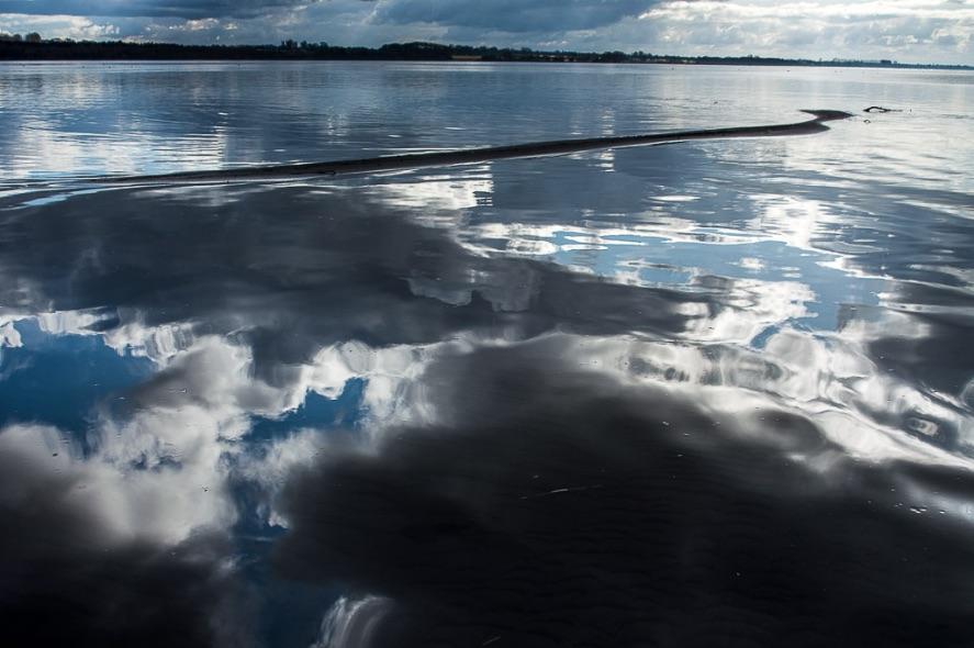 Lough Neagh Reflection - 9703