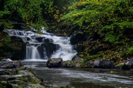 Crumlin Glen Waterfall - 5970