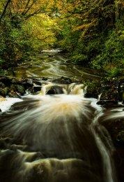 Camlin River, Crumlin Glen - 5988