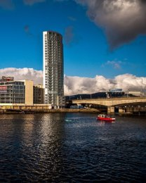 Obel Tower, Belfast - 2022