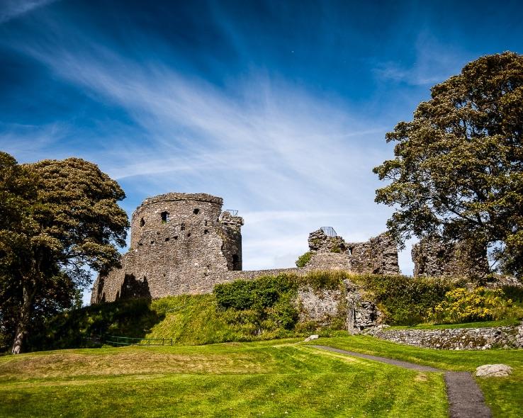 Dundrum Castle - 7286