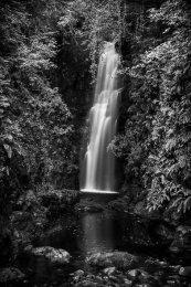 Cranney Falls, Carnlough - 0385