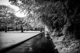 Shaftesbury Park, Carrickfergus (Infrared) - 4736
